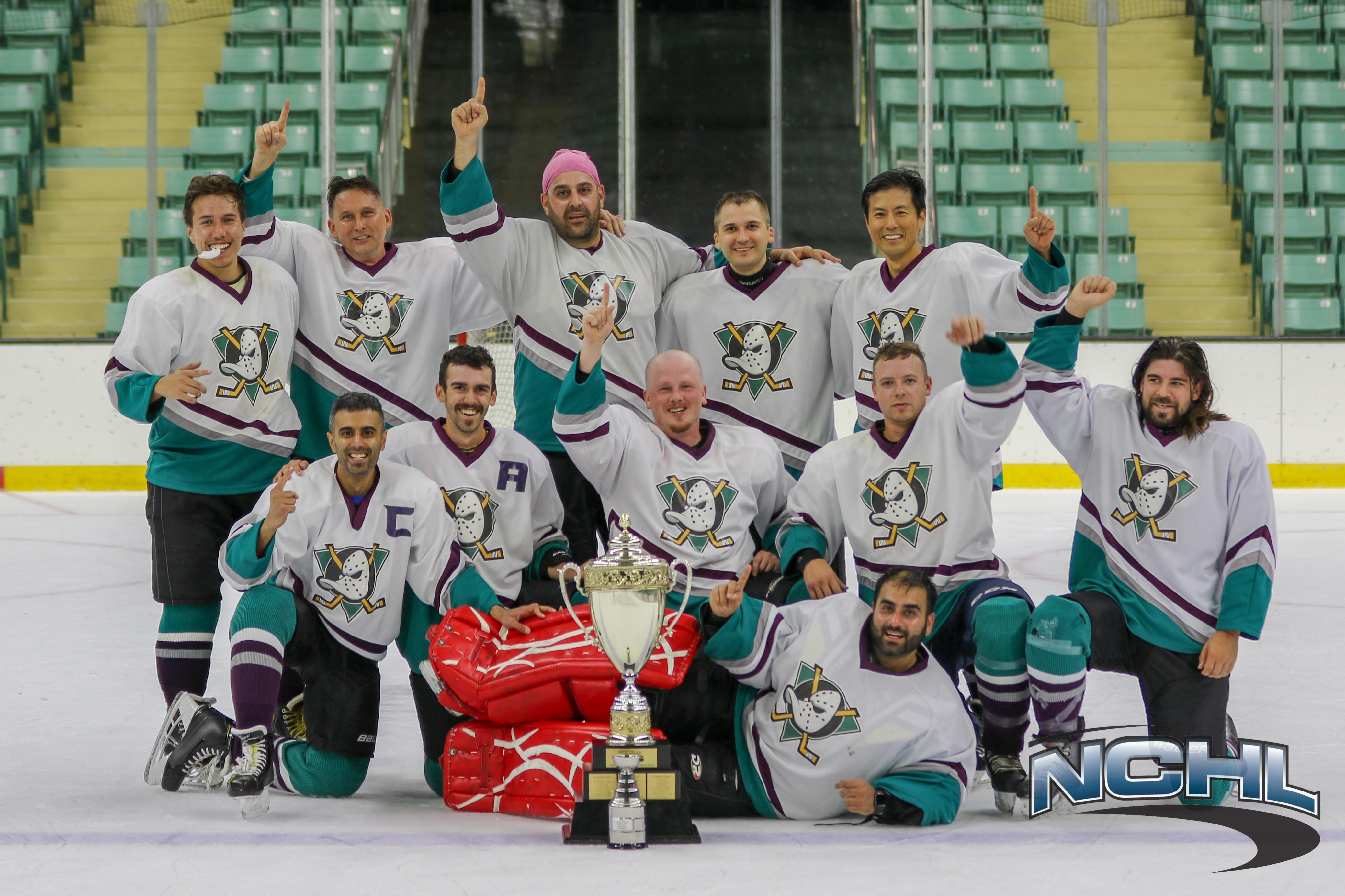 River Cree Hockey League Edmonton
